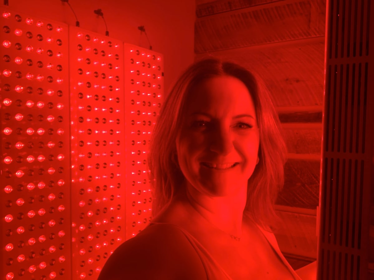 Red Light Therapy at SCC